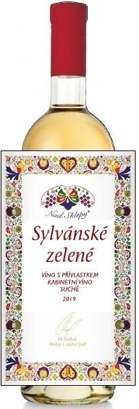 Sylvánské zelené 2019 kabinetní víno