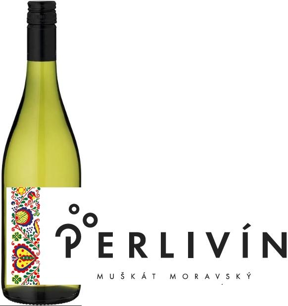 Perlivín 2018, perlivé víno